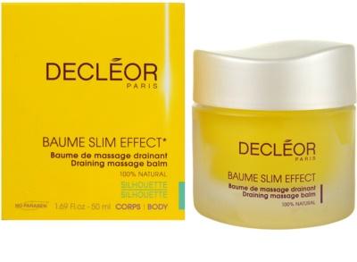 Decléor Baume Slim Effect cuidado de corpo reafirmante anticelulite 3