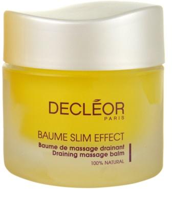 Decléor Baume Slim Effect feszesítő testápolás narancsbőrre