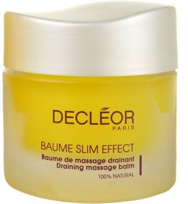 Decléor Baume Slim Effect tratamiento corporal reafirmante contra la celulitis