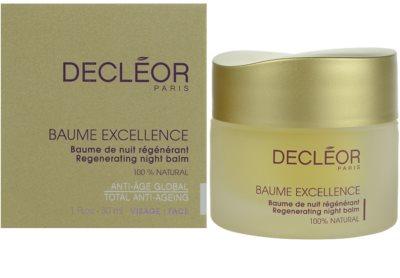 Decléor Excellence de L´Âge Anti-Âge Global tratamiento de noche para pieles maduras 1