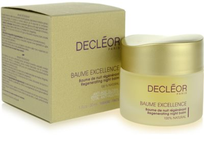 Decléor Excellence de L´Âge Anti-Âge Global tratamiento de noche para pieles maduras 2