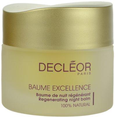 Decléor Excellence de L´Âge Anti-Âge Global nočna nega za zrelo kožo