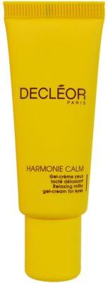 Decléor Harmonie Calm żel pod oczy przeciw obrzękom i cieniom