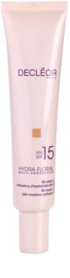 Decléor Hydra Floral BB Creme mit feuchtigkeisspendender Wirkung SPF 15