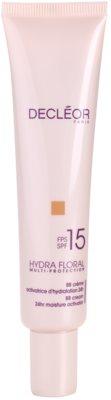Decléor Hydra Floral krem BB o działaniu nawilżającym SPF 15