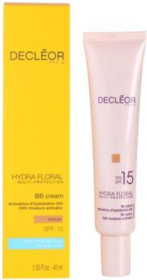 Decléor Hydra Floral hidratáló hatású BB krém SPF 15 2
