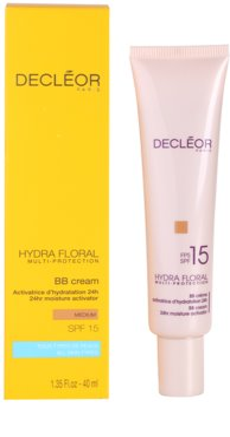 Decléor Hydra Floral BB krém s hydratačním účinkem SPF 15 2