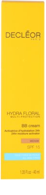 Decléor Hydra Floral crema BB hidratante SPF 15 3