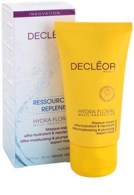 Decléor Hydra Floral інтенсивна зволожуюча маска 1