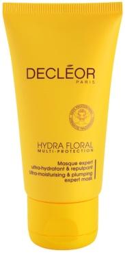 Decléor Hydra Floral intenzivna vlažilna maska