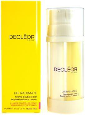 Decléor Life Radiance creme iluminador para todos os tipos de pele 1