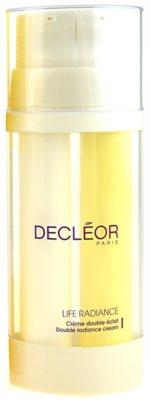 Decléor Life Radiance aufhellende Crem für alle Hauttypen