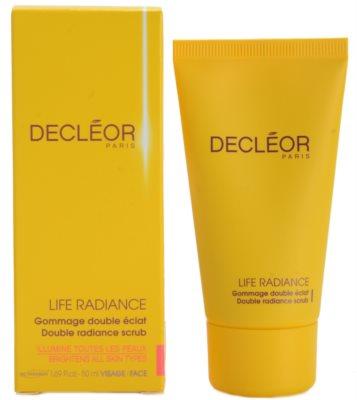 Decléor Life Radiance peeling pro rozjasnění pleti 1