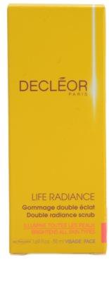 Decléor Life Radiance скраб для сяючої шкіри 2