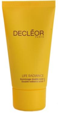 Decléor Life Radiance скраб для сяючої шкіри