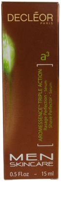Decléor Aromessence Triple Action Pre - und After-Shave Serum 3