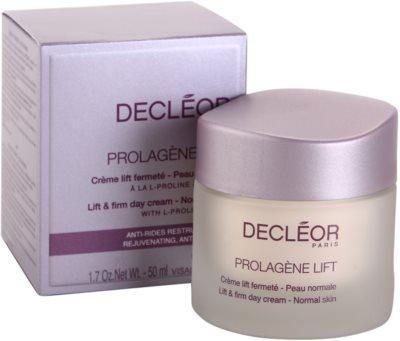Decléor Prolagene Lift kisimító krém normál bőrre 2