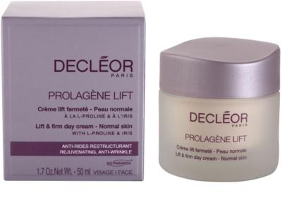 Decléor Prolagene Lift kisimító krém normál bőrre 3