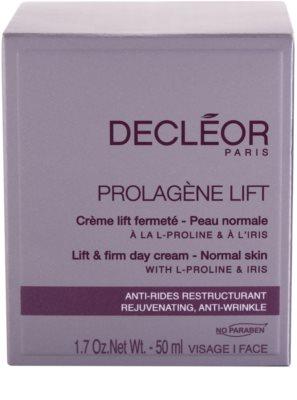 Decléor Prolagene Lift kisimító krém normál bőrre 4