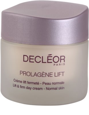 Decléor Prolagene Lift изглаждащ крем за нормална кожа