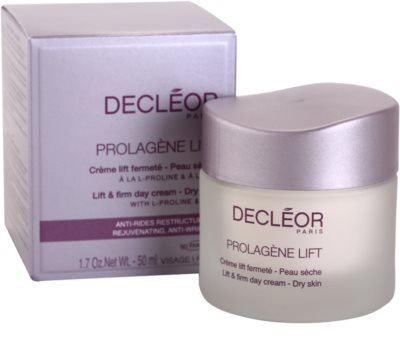 Decléor Prolagene Lift gladilna krema za suho kožo 2