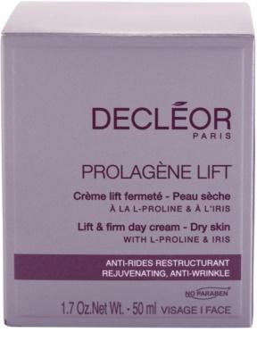 Decléor Prolagene Lift krem wygładzający do skóry suchej 4