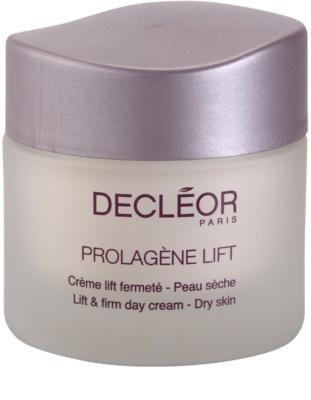 Decléor Prolagene Lift creme suavizante  para pele seca