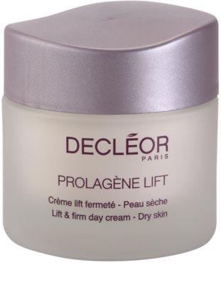 Decléor Prolagene Lift kisimító krém száraz bőrre
