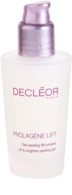 Decléor Prolagene Lift gel calmant si exfoliant pentru piele normala