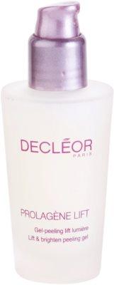 Decléor Prolagene Lift розгладжуючий гель - пілінг для нормальної шкіри