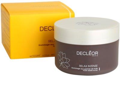 Decléor Relax Intense пилинг за всички видове кожа 2