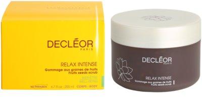 Decléor Relax Intense пилинг за всички видове кожа 3