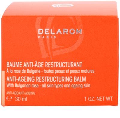 Delarom Anti Ageing balsam reparatoriu antirid cu extract de trandafiri bulgaresti 4