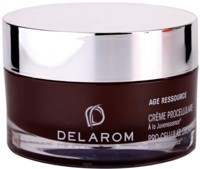 Delarom Anti Ageing Pro-Cellular crema con Juvenessence