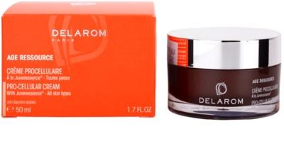 Delarom Anti Ageing Pro-Cellular crema con Juvenessence 2