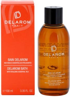 Delarom Body Care kúpeľ s revitalizačným esenciálnym olejom 1