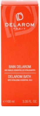 Delarom Body Care Bad mit revitalisierenden essenziellen Ölen 2