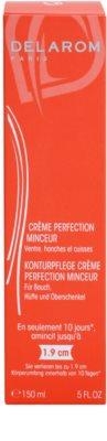 Delarom Body Care schlankmachende Creme für Bauch, Hüften und Schenkel 2