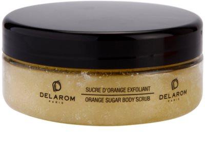 Delarom Body Care пилинг за тяло с портокал