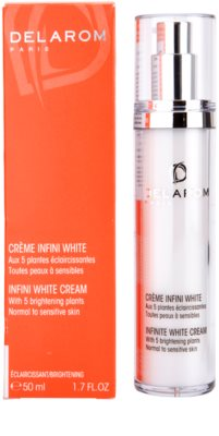 Delarom Brightening crema blanqueadora facial 2