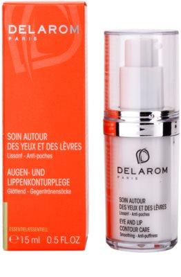 Delarom Essential Pflege für Augen - und Lippenkonturen 2