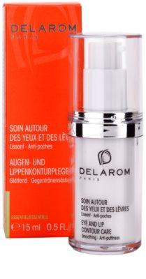 Delarom Essential Pflege für Augen - und Lippenkonturen 3