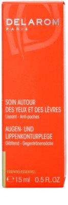 Delarom Essential Pflege für Augen - und Lippenkonturen 4