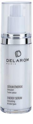 Delarom Essential Energie spendendes Serum zur Förderung der Vitalität der Haut