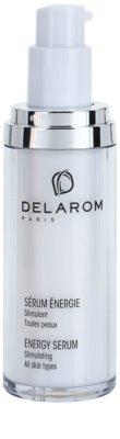 Delarom Essential ser pentru stimularea vitalitatii pielii 1
