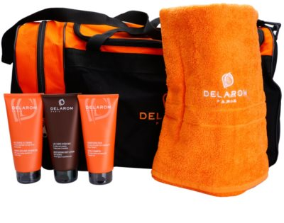 Delarom Fitness For Women lote cosmético I.