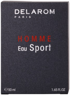 Delarom Homme Eau Sport Eau de Parfum for Men 4