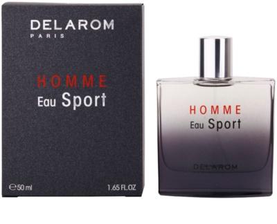 Delarom Homme Eau Sport eau de parfum férfiaknak