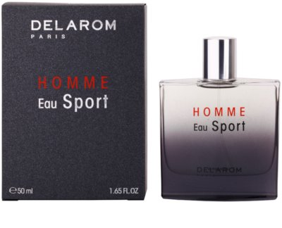 Delarom Homme Eau Sport Eau de Parfum for Men