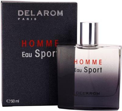 Delarom Homme Eau Sport eau de parfum férfiaknak 1